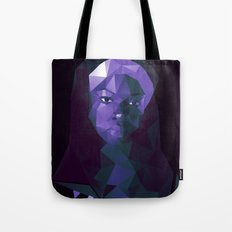 Michonne - The Walking Dead Tote Bag