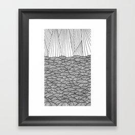 BARRILITOS Framed Art Print