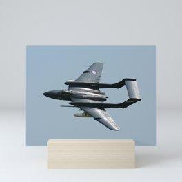 de Havilland Sea Vixen Mini Art Print