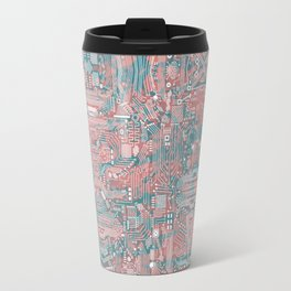 Circuitry Details 2 Travel Mug