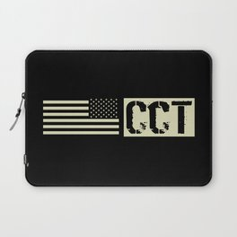 CCT (Black Flag) Laptop Sleeve