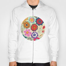 Charming Floral Hoody