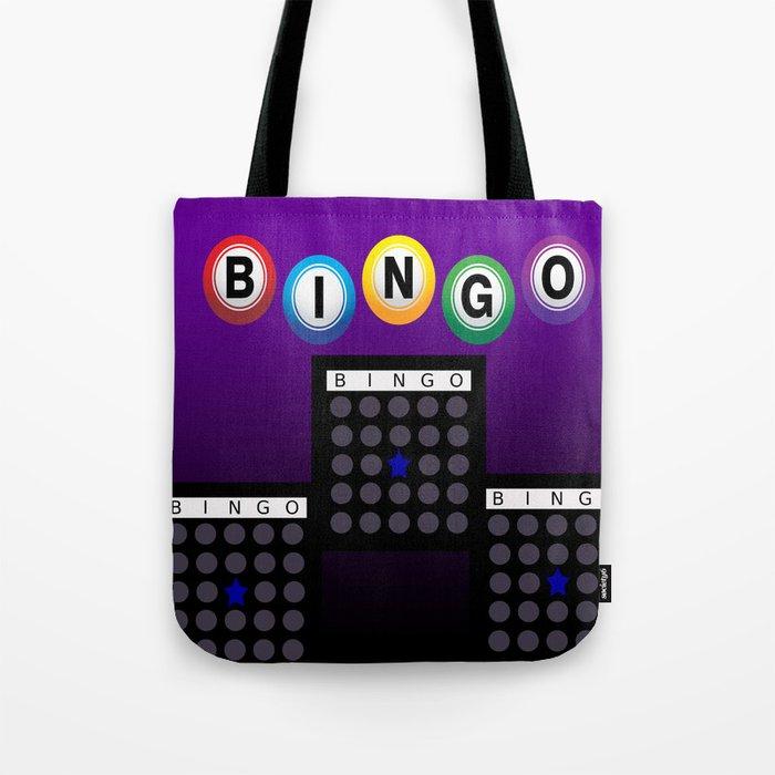 Bingo Bag Tote