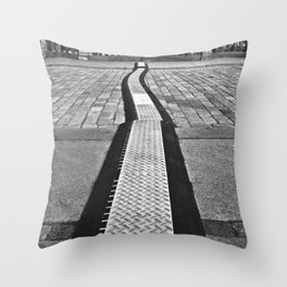SIGNS for the UNKNOWN  Throw Pillow