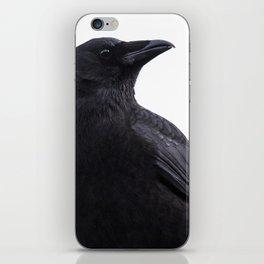 Seattle Crow / 1 iPhone Skin