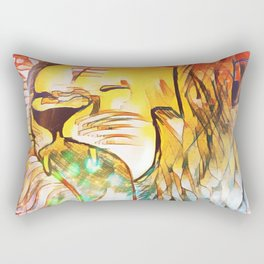 Creation Rectangular Pillow