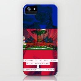 C u p of Soup iPhone Case