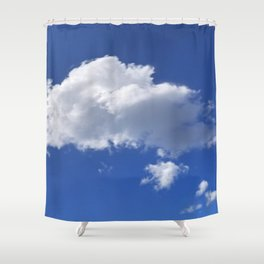 Cotton Dance Shower Curtain