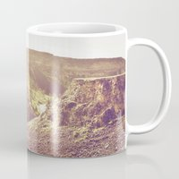 desert Mugs featuring Desert by Jessica Torres Photography