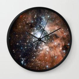 NGC 3603 Wall Clock
