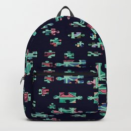 Some Things in Life are Puzzling Backpack