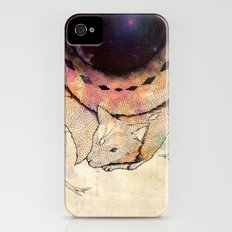 Black Hole in the Woods iPhone (4, 4s) Slim Case