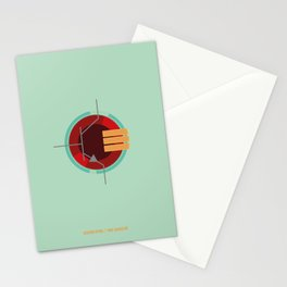 A Transistor Stationery Cards