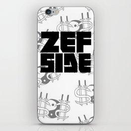Zef Side Design iPhone Skin