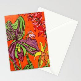 """Behind the Glass"" Stationery Cards"