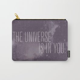 Forged in the Stars Carry-All Pouch