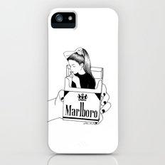 Smoke Slim Case iPhone (5, 5s)