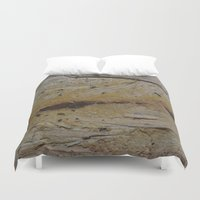 swedish Duvet Covers featuring Swedish wood by ilsephilips