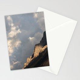 Glacier National Park Sunrise Stationery Cards