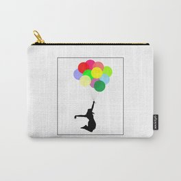 Flying to Happiness Carry-All Pouch