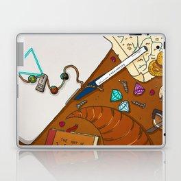 Desk of Heroes Laptop & iPad Skin