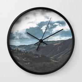 Zumbador Landscape Wall Clock