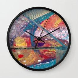 ROYAL Possesions 2 Wall Clock