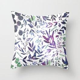 Eucalyptus Constelations Throw Pillow