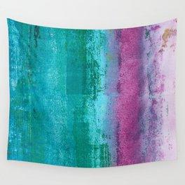 Abstract No. 187 Wall Tapestry