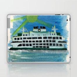 Sailing on Heavenly Seas Laptop & iPad Skin