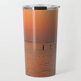 Keep the Lights On Travel Mug