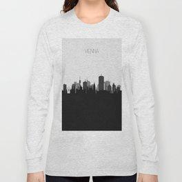 City Skylines: Vienna Long Sleeve T-shirt