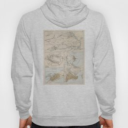 Ancient Cities of The Mediterranean and Middle East (1874) Hoody