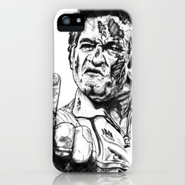 Forever Paid iPhone Case