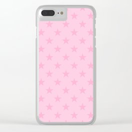 star 67 Clear iPhone Case