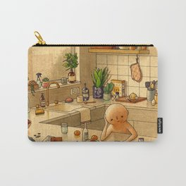 Kitchen Counter Carry-All Pouch