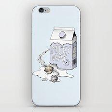 Milky Way iPhone & iPod Skin