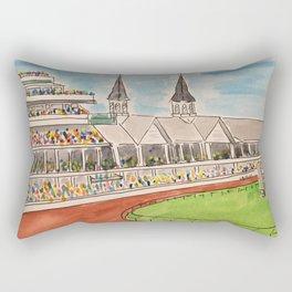 Derby Days Rectangular Pillow