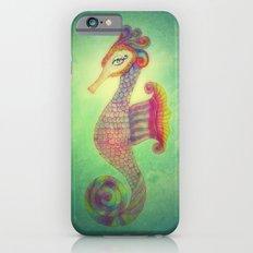 Seahorse Lady Slim Case iPhone 6s