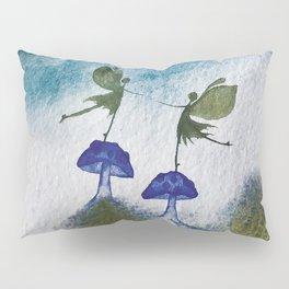 Two Fairies Pillow Sham