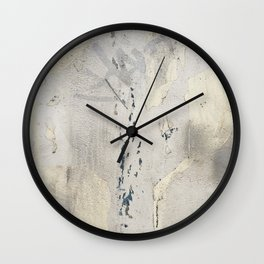 Here to Stay Wall Clock