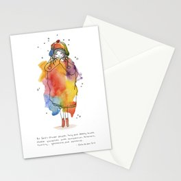 Clothed with Love Stationery Cards