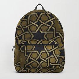 Ornaments of Islamic Arts Backpack