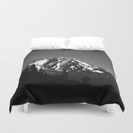 Desolation Mountain Duvet Cover