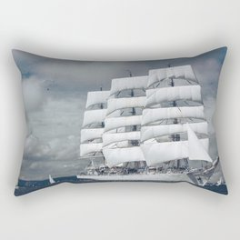 Dar Mlodziezy Rectangular Pillow