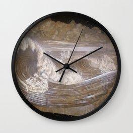 """""""Rogue Waves"""" Wall Clock"""