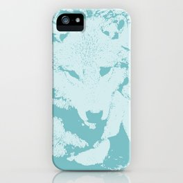 Howl Too iPhone Case