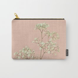 Baby's Breath Carry-All Pouch