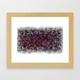 Bedlam 02 92 Framed Art Print