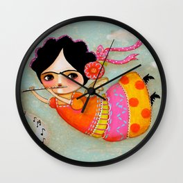 Frida's song Wall Clock